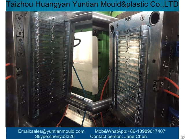 China Disposable Plastic Fork Mould