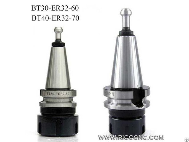 Bt 30 Bt40 Precision Er Tool Holders For Cnc Machines