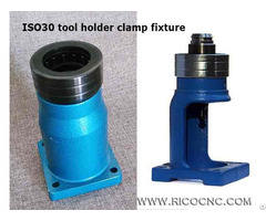 Tool Holder Locking Devices Iso30 Toolholder Clamping Fixtures