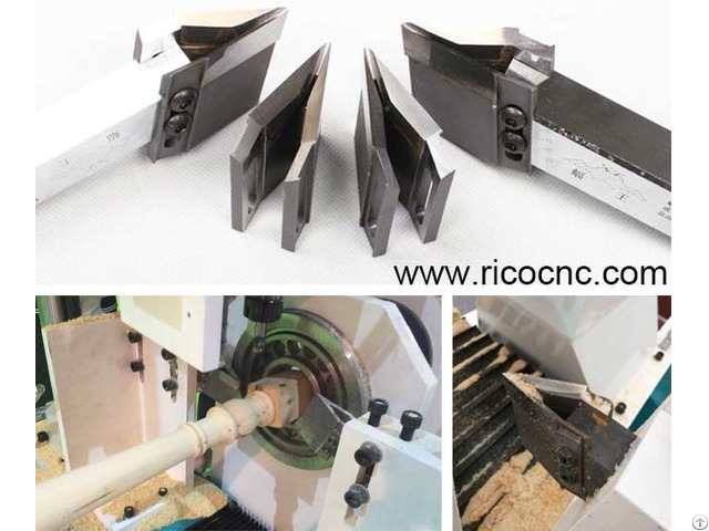 Carbide Woodturning Tools Cnc Lathe Knife For Wood
