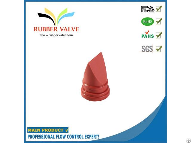 Micro Rubber Air Low Pressure Silicone Check Valve Non Return