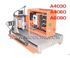 Desktop Cnc Router Diy 60x90 800w Kit Machine A4030