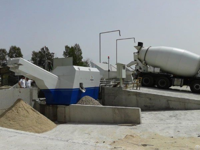 Concrete Reclaimer