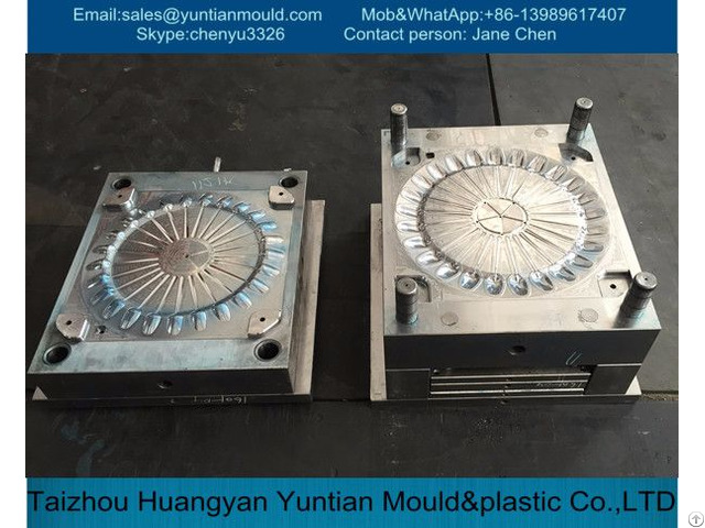 Plastic Injection Disposable Cutlery Mould