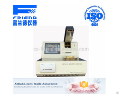 Automatic Open Cup Flash Point Tester