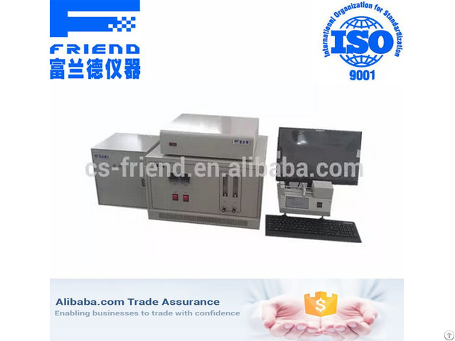 Coulometry Sulfur Content Analyzer
