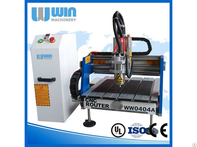 Ww4040a Mini Cnc Router For Wood