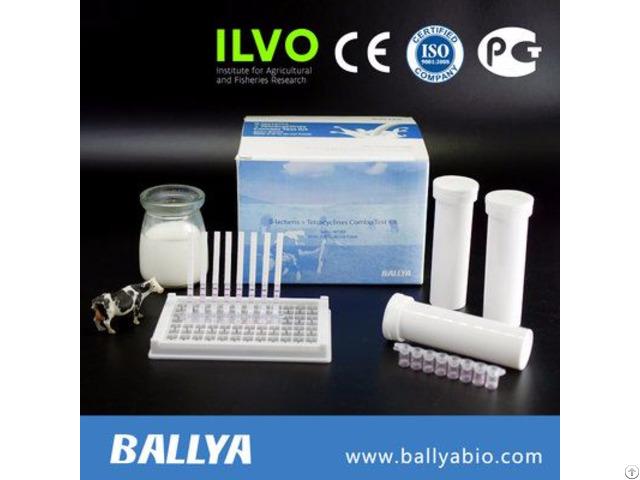 Beta Lactam Tetracyclines Rapid Antibiotic Residue Test Kit Milk