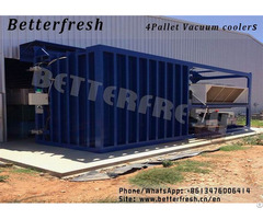 Manufacturer Betterfresh Vacuum Coolers Refrigeration System