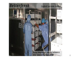 Rapid Cooling Cooked Vacuum Cooler Refrigeration Machine To Increase Shelf Life