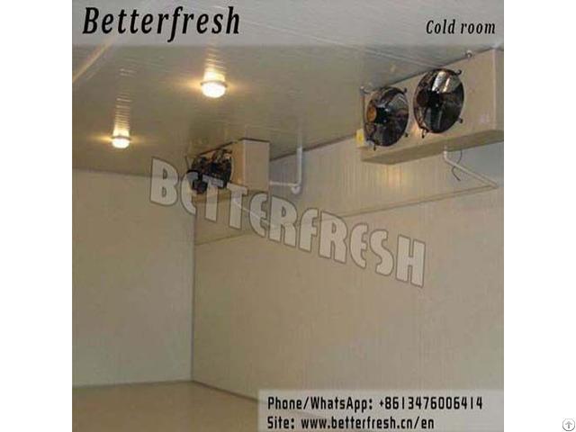 Beterfresh Refrigeration Preservation Cold Room Vegetable Storage For Vegetables Fruit Food