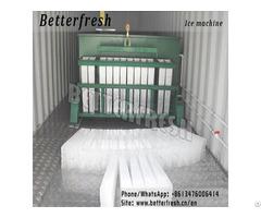 Betterfresh Refrigeration Block Flake Tube Ice Machine