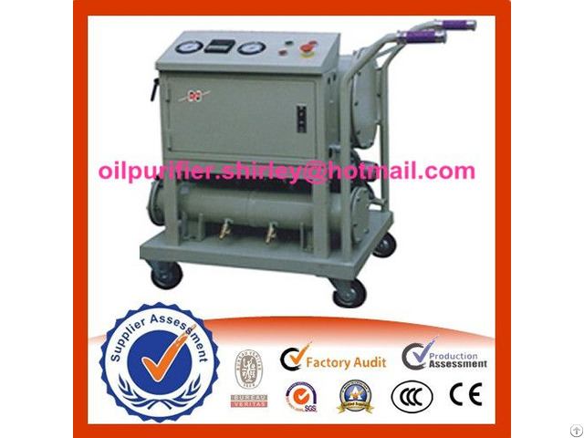 Coalescence Separation Light Oil Purification Diesel Fuel Polishing Machine Tyb