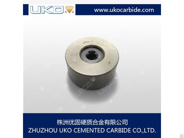 Tungsten Carbide Drawing Dies For Wire Industry