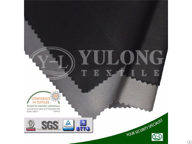 Poly Cotton Flame Retardant Fabric