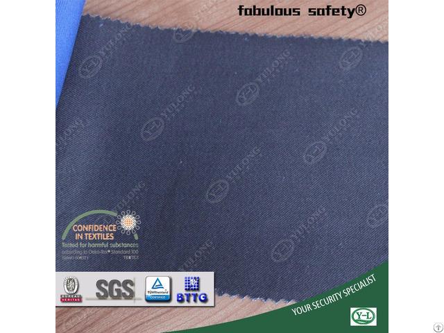 Nylon Cotton Flame Retardant Fabric Cn88 12