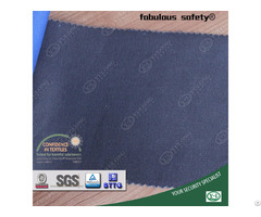 Nylon Cotton Flame Retardant Fabric Cn88 12