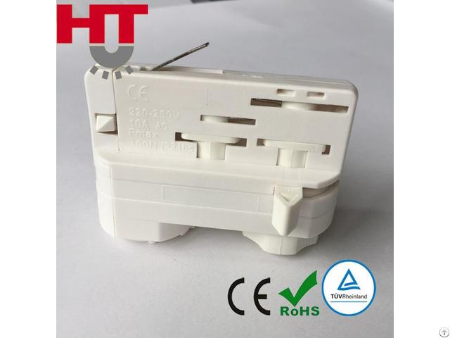 Haotai Led Spotlights 3 Phases Track Rail Adapter Pc