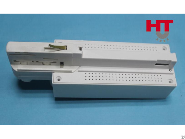 Haotai 3 Phases 4 Wires Pc Electric Box For Track Light Tuv