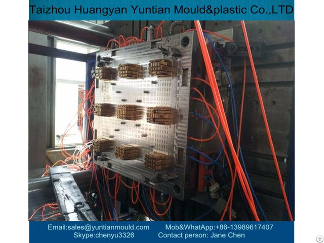Plastic Injection Pallet Mould Manufacturer In Taizhou