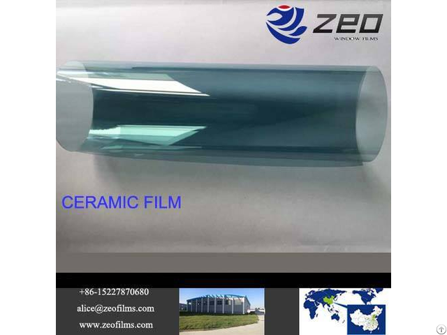 Nano Window Film For Automobile