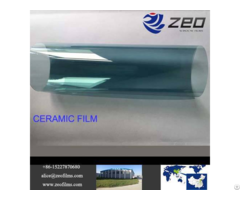 Nano Window Film For Automobile