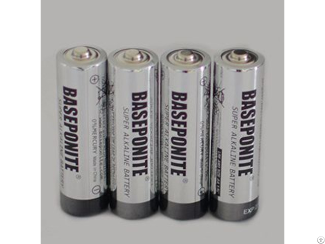 Baseponite Ultra Alkaline Battery Lr6 Aa Size 1 5v