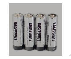 Baseponite Ultra Alkaline Battery Lr6 Aa Size 1 5v