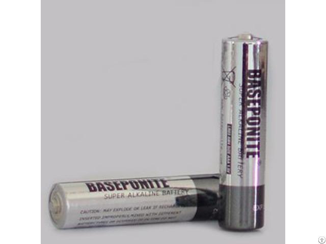 Baseponite Ultra Alkaline Battery Lr03 Aaa Size 1 5v