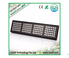 Best Quality High Lumen Full Spectrum 3w Single Chip Led Grow Light