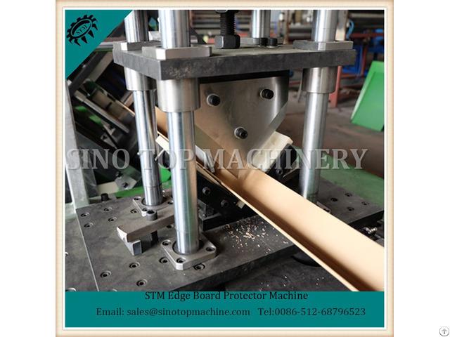 High Quality Paper Edge Board Corner Protector Machine China Supplier
