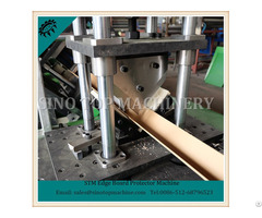 High Quality Paper Edge Board Corner Protector Machine China Supplier