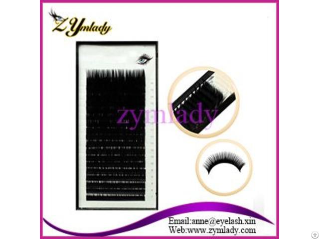 Pbt Synthetic Fiber Lashes