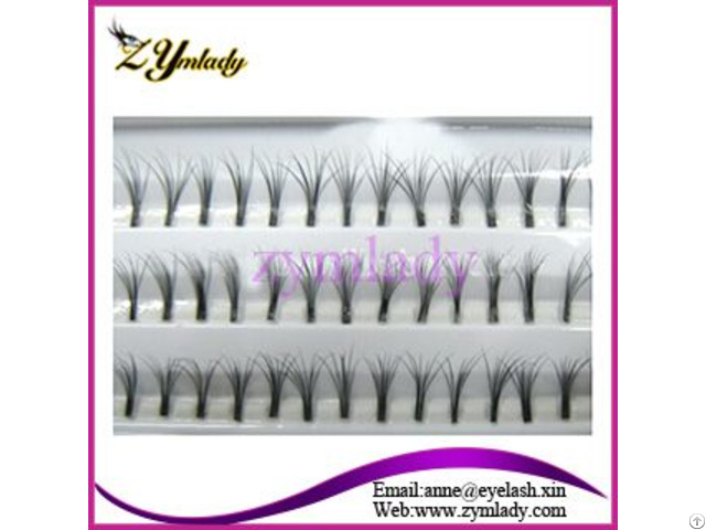 100% Siberian Sable Flare Lashes