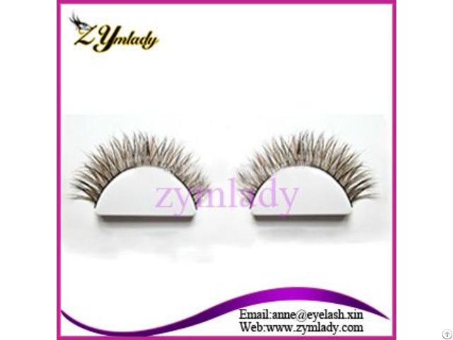 Fox Mink Blended Eyelashes