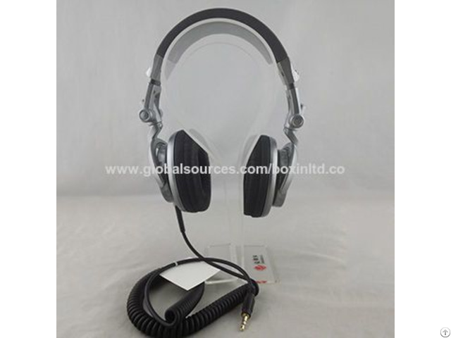 Wired Hi Fi Dj Headphones