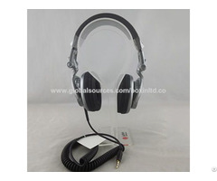 Wired Hi Fi Dj Headphones