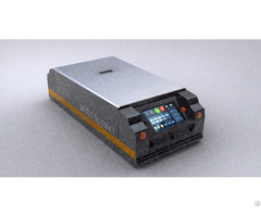 Latent Type Agv Car Magnetic Stripe Guidance