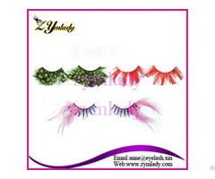 Hand Painted Eyelashes
