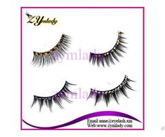Decorated Eyelashes