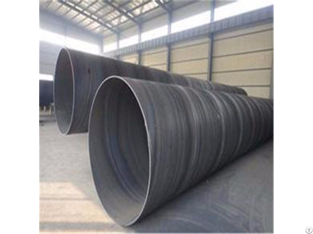 Spiral Lsaw Welded 20 Inch Carbon Steel Pipe