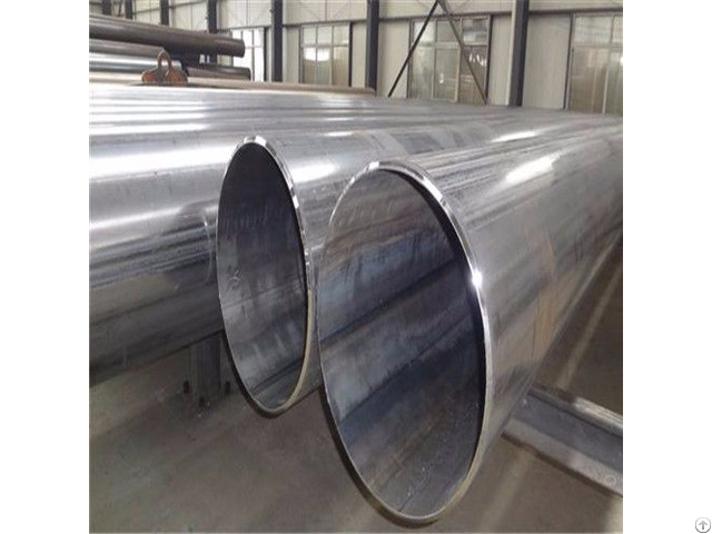 Erw Welded Astm A53 Gr B Carbon Steel Pipe
