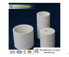 Abrasive Alumina Ceramic Pipes For Ash Slurry Piping