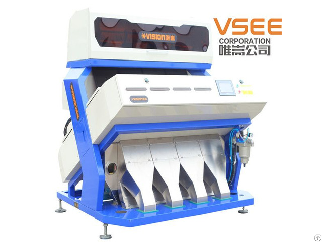 Green Coffee Beans Color Sorter Optical Sorters