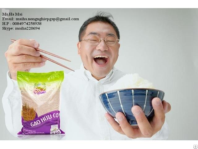 Vietnam Jasmines 5% Long Grain Rice