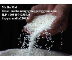 Vietnam Long Grain Rice