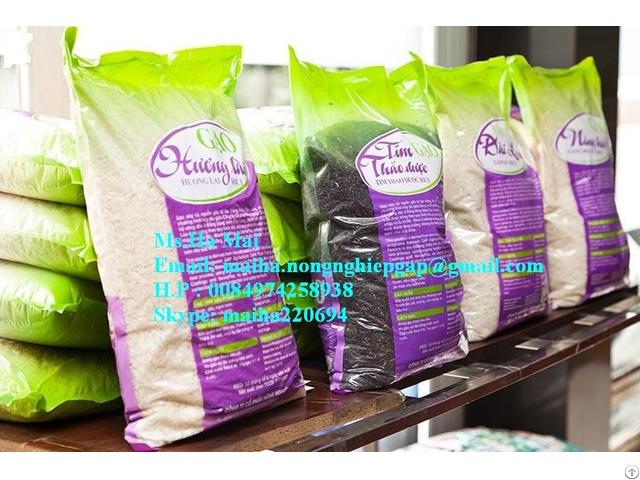 Vietnam Jasmines Long Grain Rice
