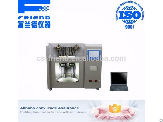 Automatic Intrinsic Viscosity Tester Viscometer