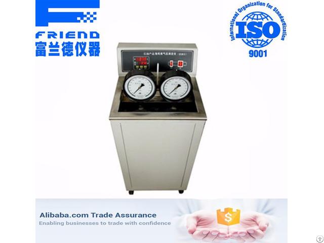 Saturation Vapor Pressure Tester