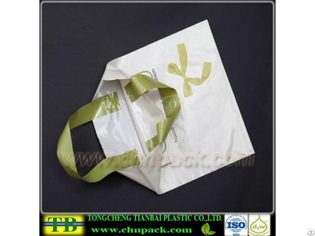 Soft Loop Handle Bag